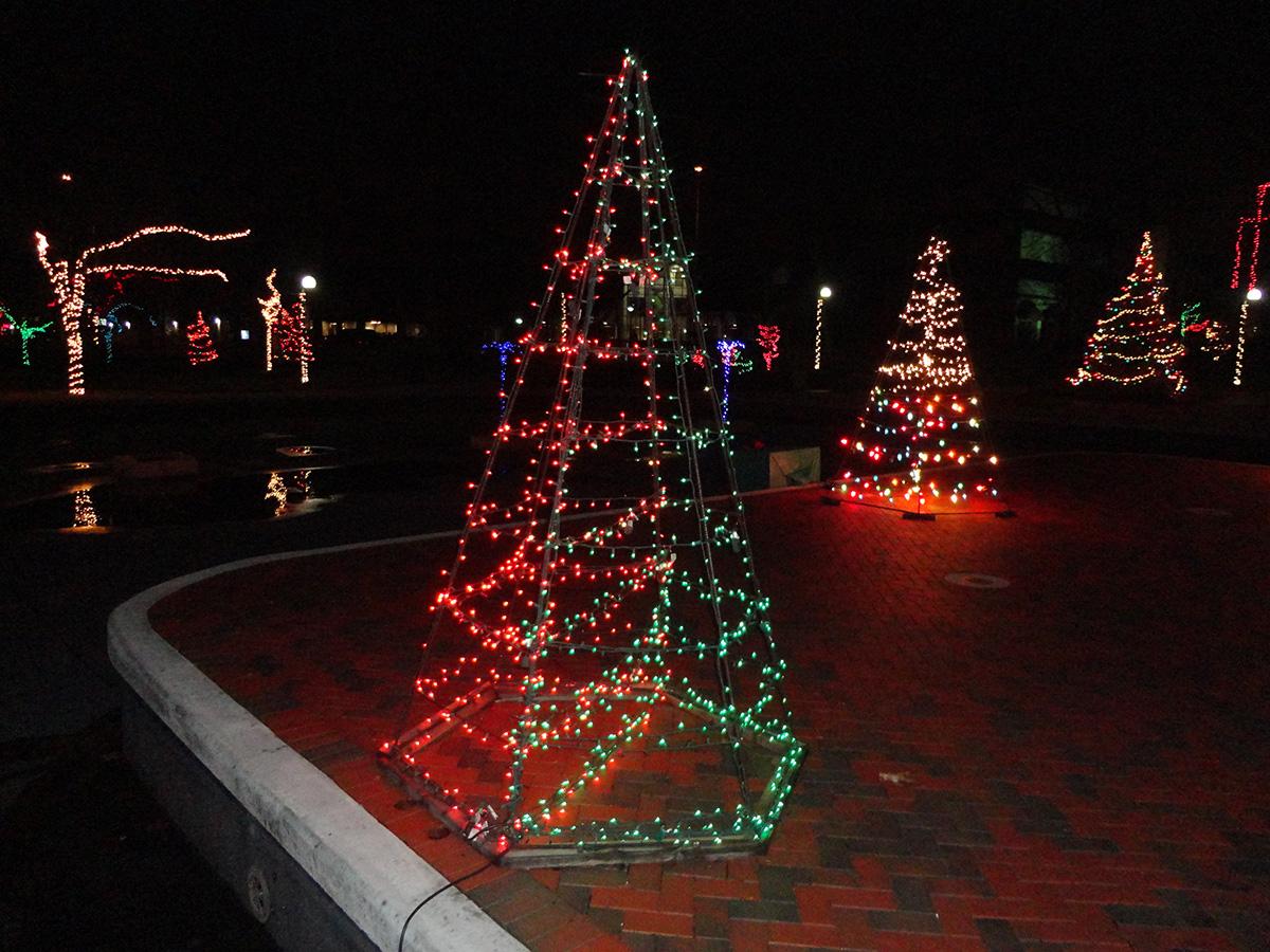 Kettering Christmas Lights 2 2019