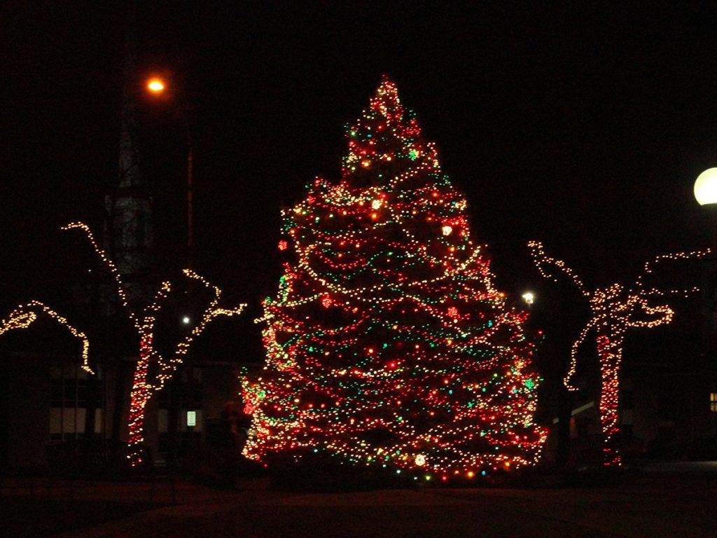 Kettering Christmas Lights 2019